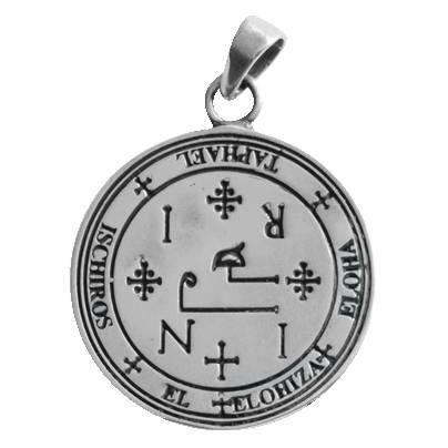 medalla jofiel blanco