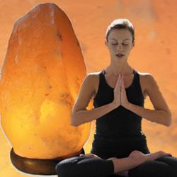 lampara sal meditacion