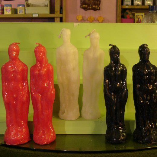 Figura Mujer Rojo (20cm)