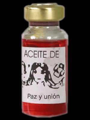 ACEITE PAZ Y UNION