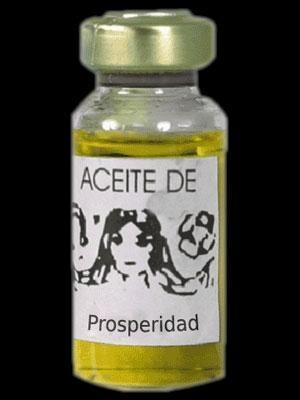 ACEITE PROSPERIDAD