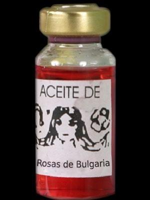 ACEITE ROSAS DE BULGARIA