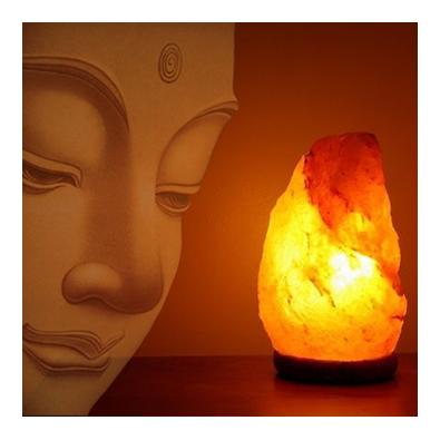 lampara de sal buda