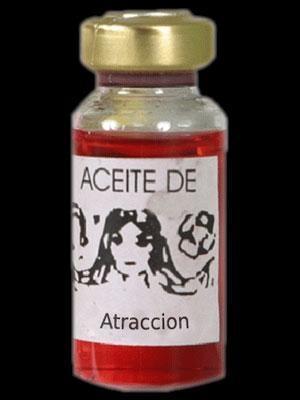 ACEITE ATRACCION