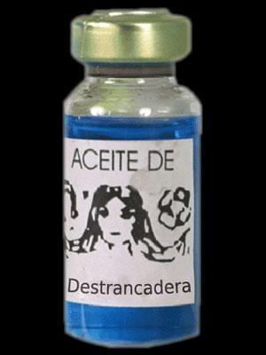 ACEITE DESTRANCADERA