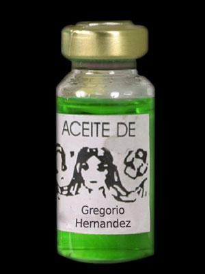 ACEITE GREGORIO HERNANDEZ