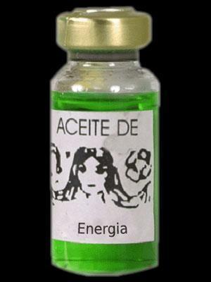 ACEITE ENERGIA
